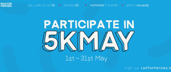 5K May for The Yard